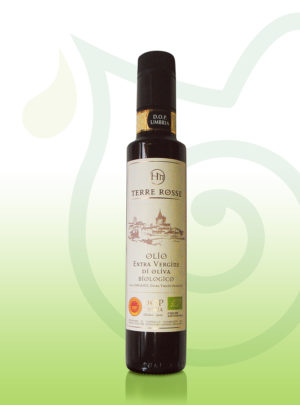 oliwa extravergine Terre Rosse DOP ekologiczna