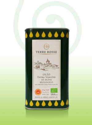 oliwa extravergine terre rosse dop ekologiczna monocultivar