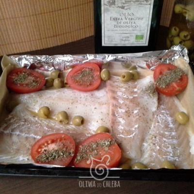 oliwa do ryby z piekarnika