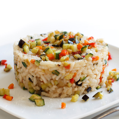 przepis na risotto wg diety smartfood