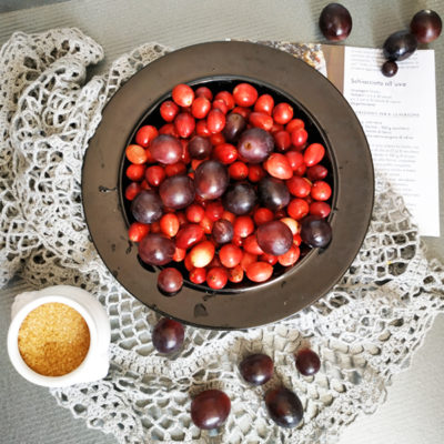 Toskańska Schiacciata all'uva