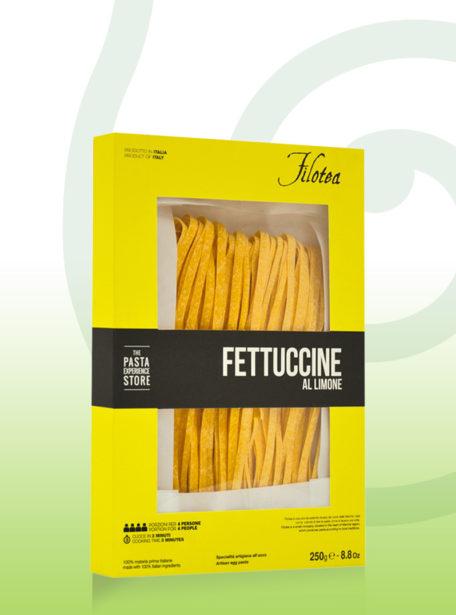 fettuccine makaron jajeczny cytryna