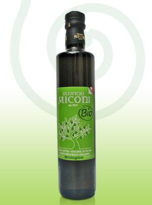 Oliwa extravergine Miconi ekologiczna