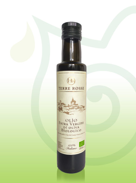 oliwa niefiltrowana terre rosse bio