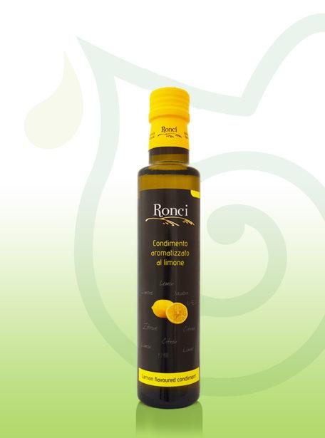 oliwa extravergine ronci cytyrynowa