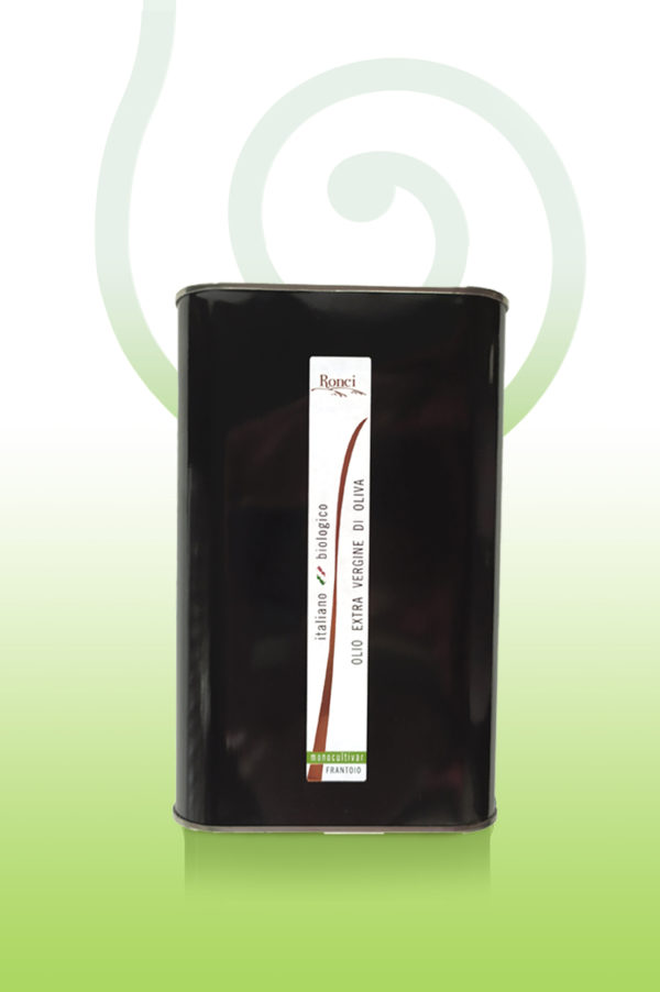 oliwa extravergine frantoio ronci puszka 1 litr