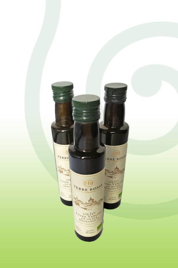 zestaw oliwa terre rosse 3x250ml bio niefiltrowana