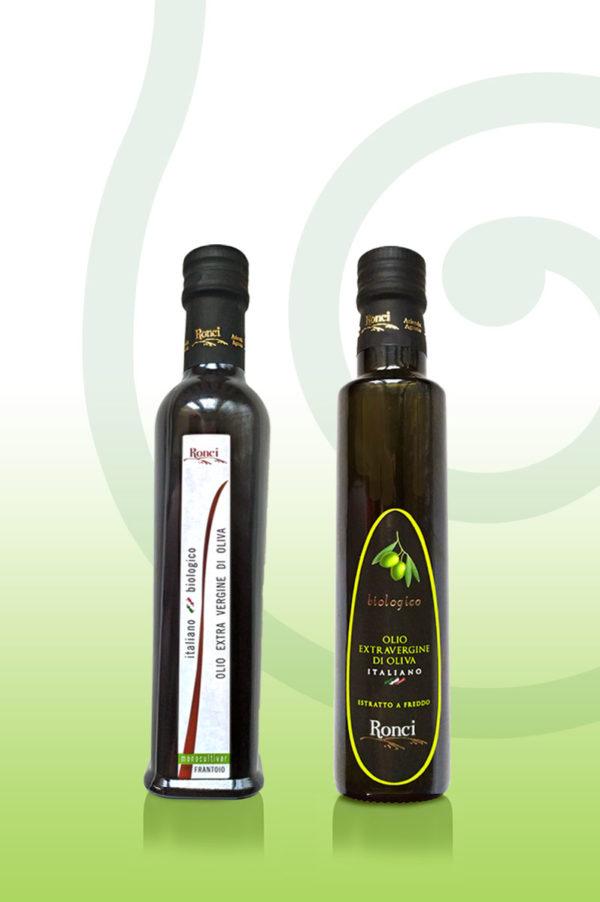 oliwa extravergine Ronci zestaw 2 x 250 ml