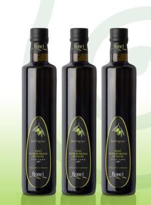 oliwa extravergine BLEND zestaw 3x500 ml