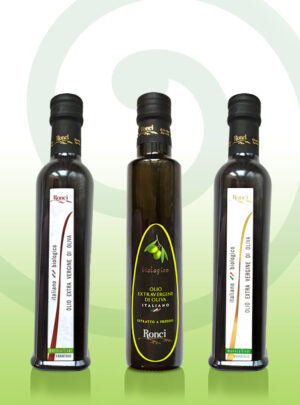 oliwa extravergine zestaw tre