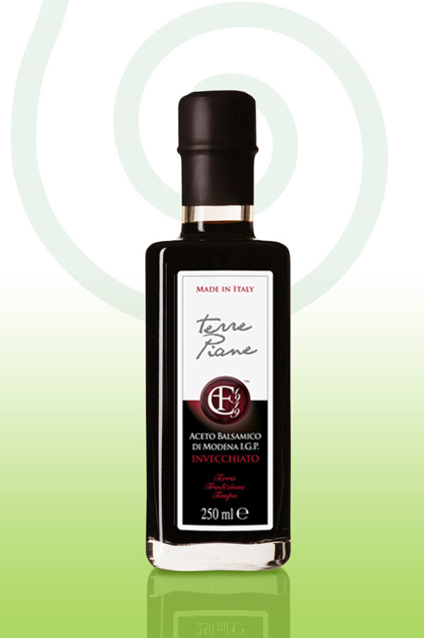 ocet balsamiczny z modeny IGP starzony słodko-winny bogaty aromat