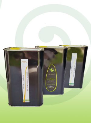 oliwa extravergine zestaw grande ronci bio